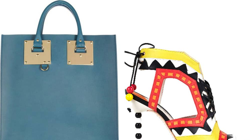 Sophie Sophia Every Fashionista Wants The Bags And Shoes Made By