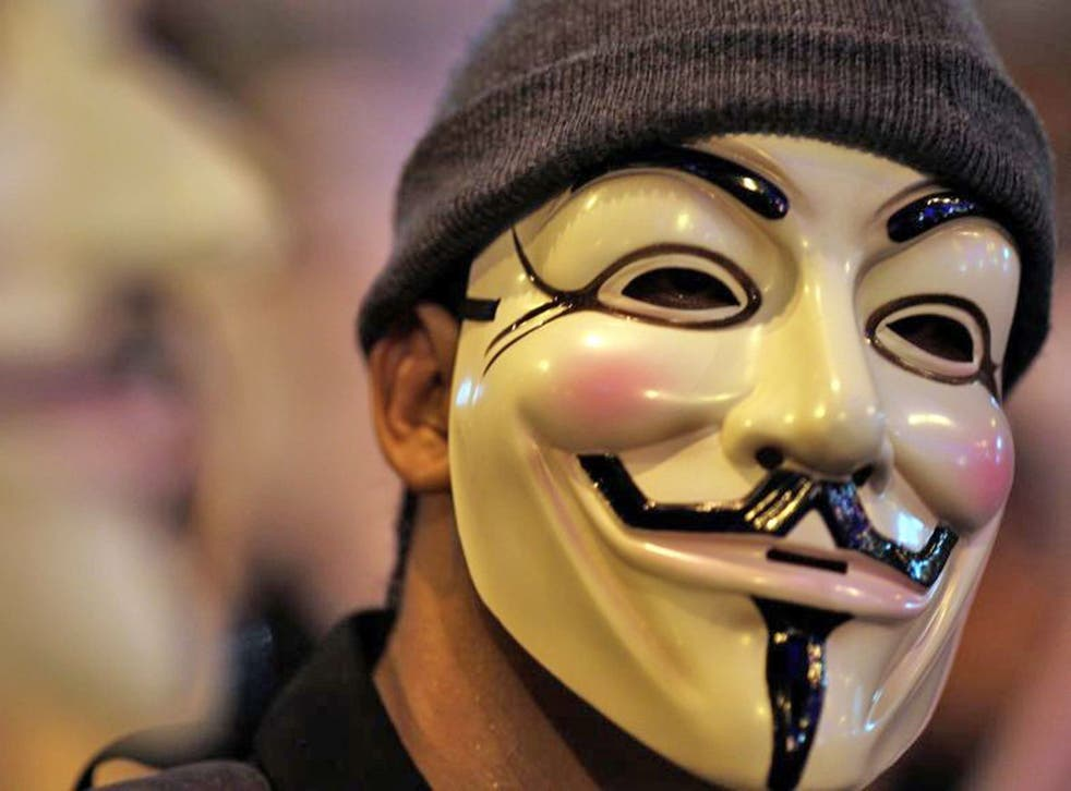 Anyone caught importing the V for Vendetta Guy Fawkes mask now faces arrest