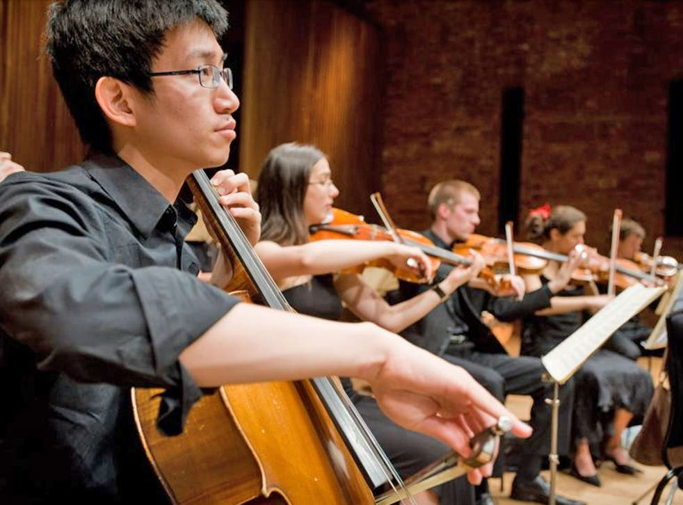 The Britten-Pears Orchestra is organised by Aldeburgh Music, which received some of the cash, as did Music in the Round
