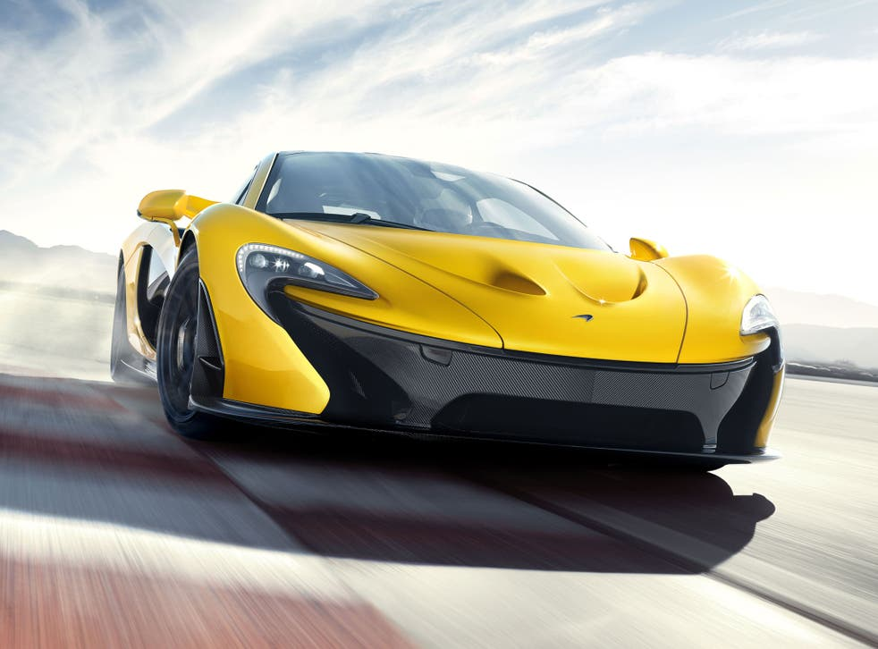 McLaren has confirm the details today of its long-awaited P1 hyper car