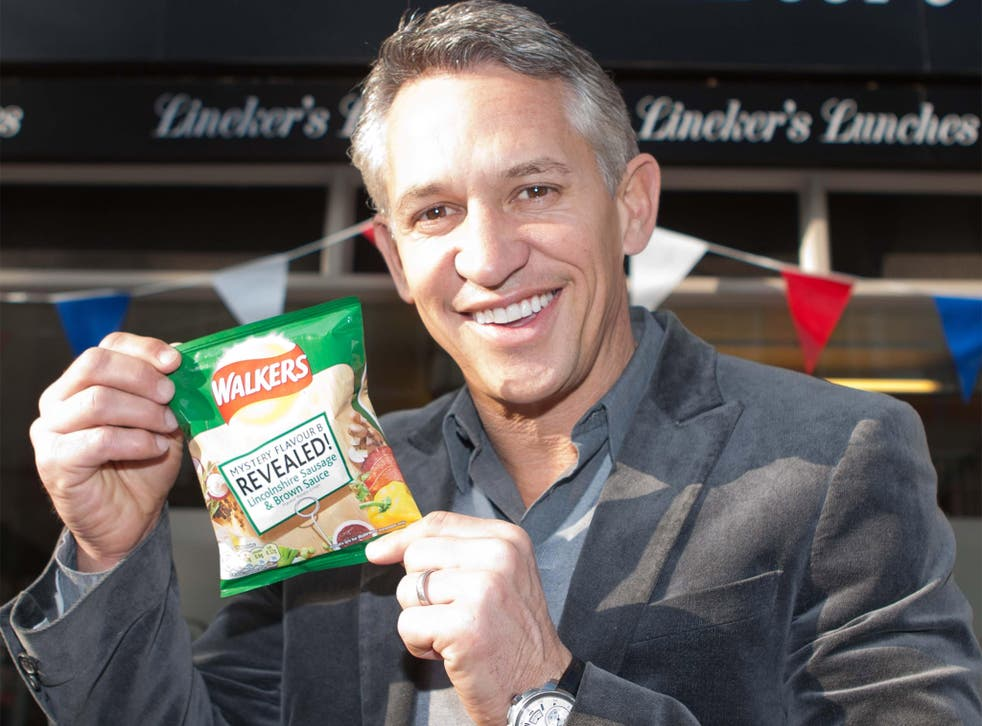 Walkers crisps, advertised by Gary Lineker, are made from British potatoes but the firm says it is facing rising import costs for other ingredients and packaging