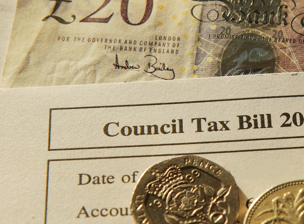 Council tax set to rise by as much as five per cent