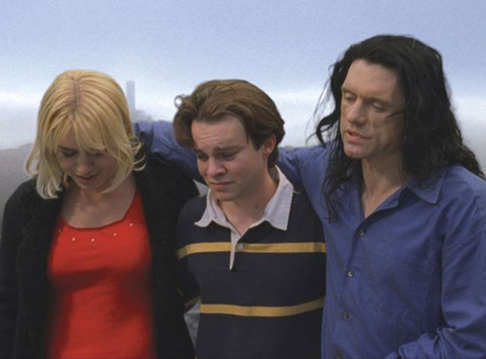 With a shoestring budget, tenuous plot and excessive use of a blue screen, The Room was panned by critics and could have disappeared without a trace