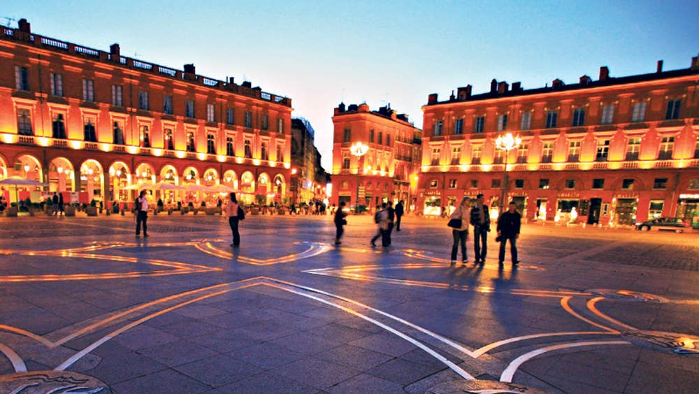 48 Hours In Toulouse The Independent