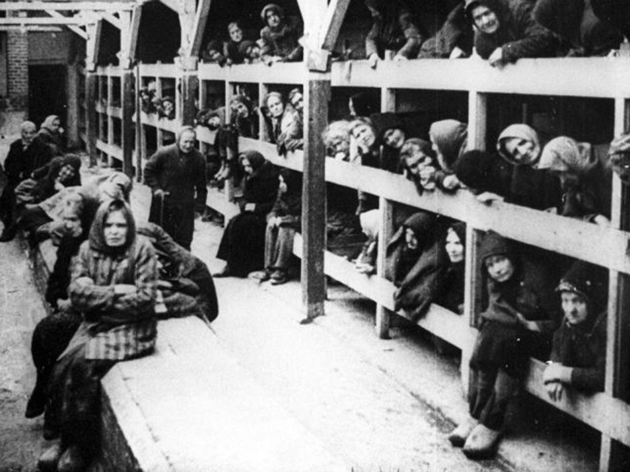 Has Holocaust history just been rewritten? Astonishing new ...