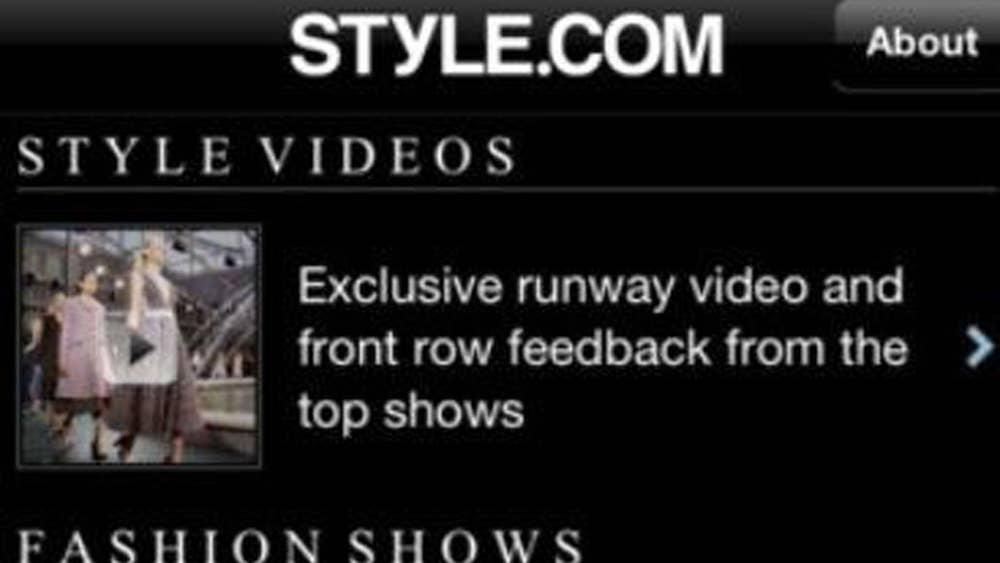 3d71cadb6 The 10 Best fashion apps | The Independent
