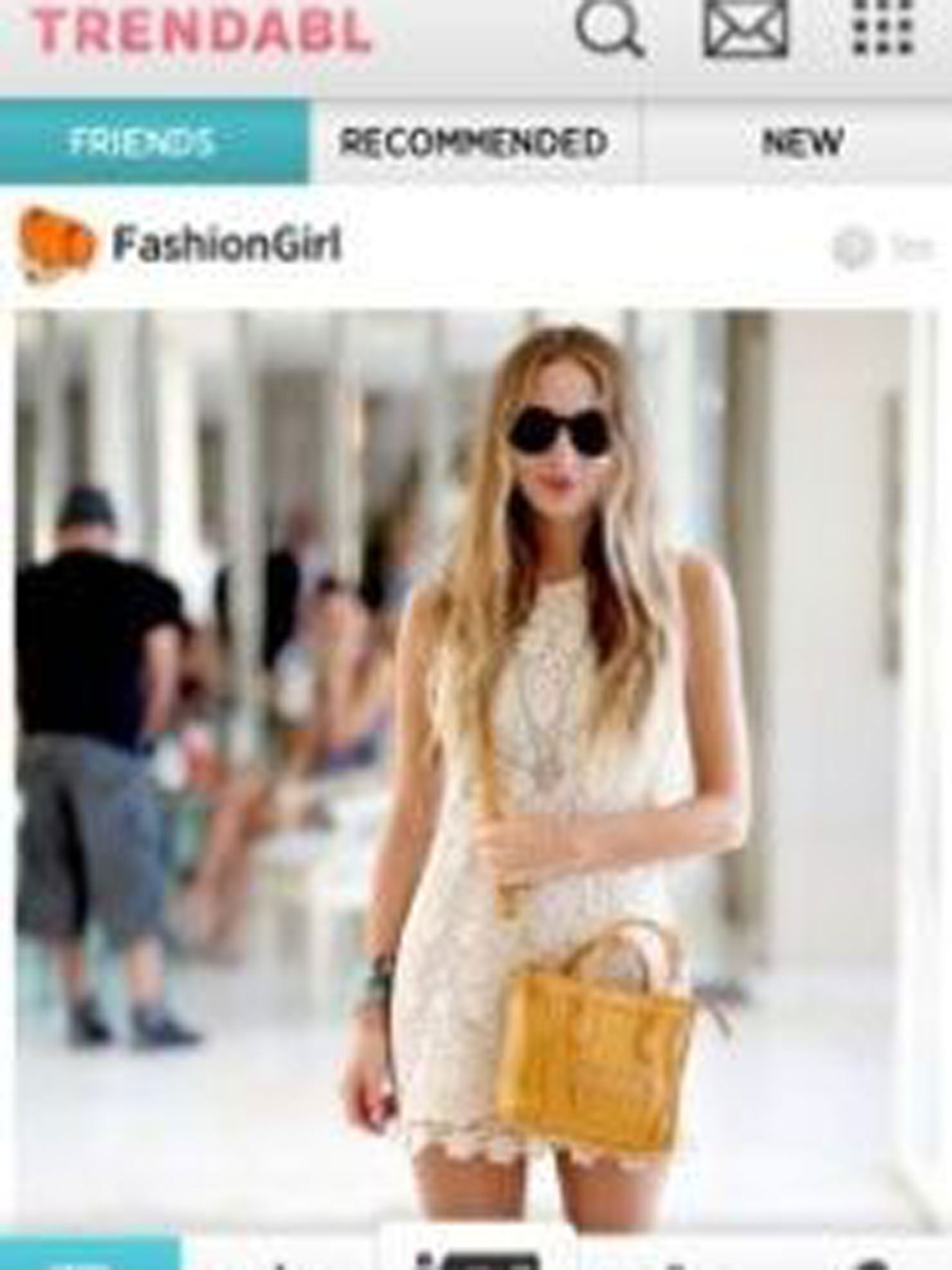 Google's new style-matching service allows you to shop for