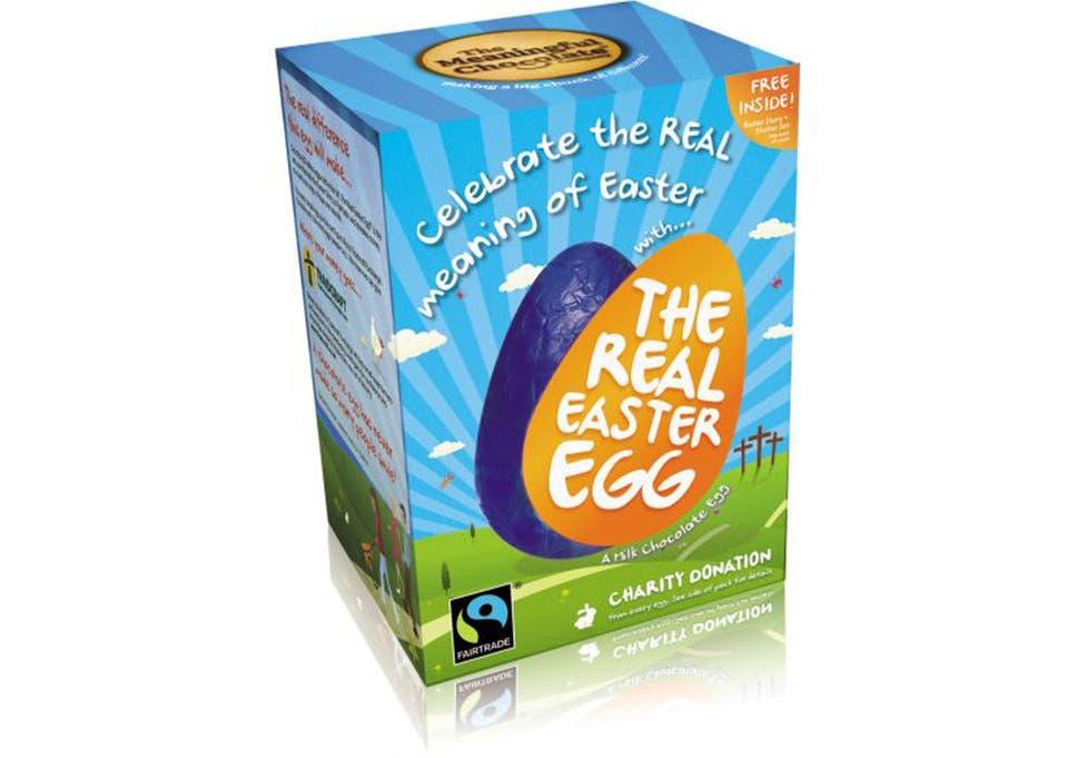 Easter Eggs What Would Jesus Eat The Independent