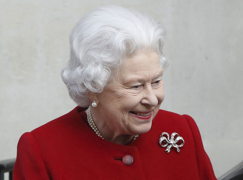 The Queen had been due to attend the Commonwealth Day Observance at Westminster Abbey