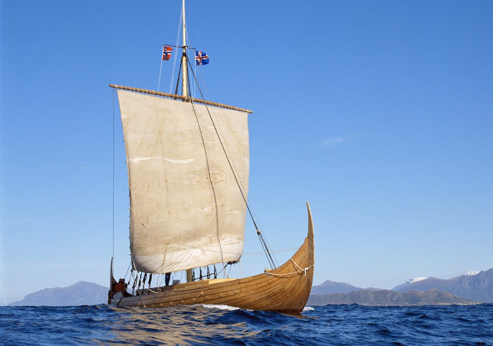 Not Just The Stuff Of Legend Famed Viking 'sunstone' Did Exist Beauteous Vikings Sailors Quotes