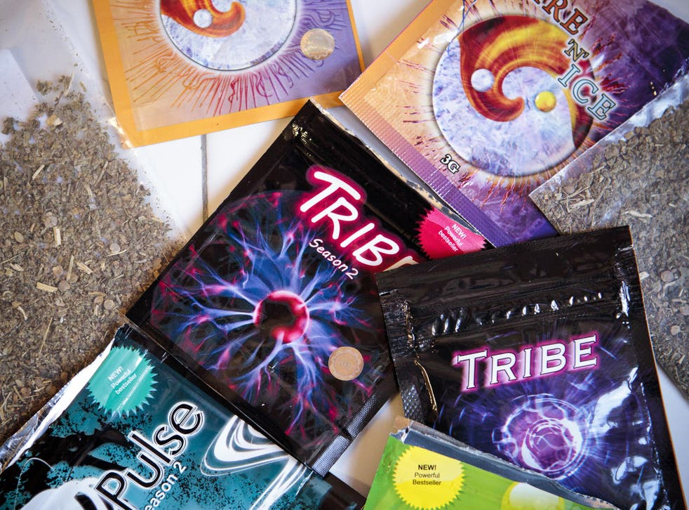 An average of one new 'legal high' goes on sale every week