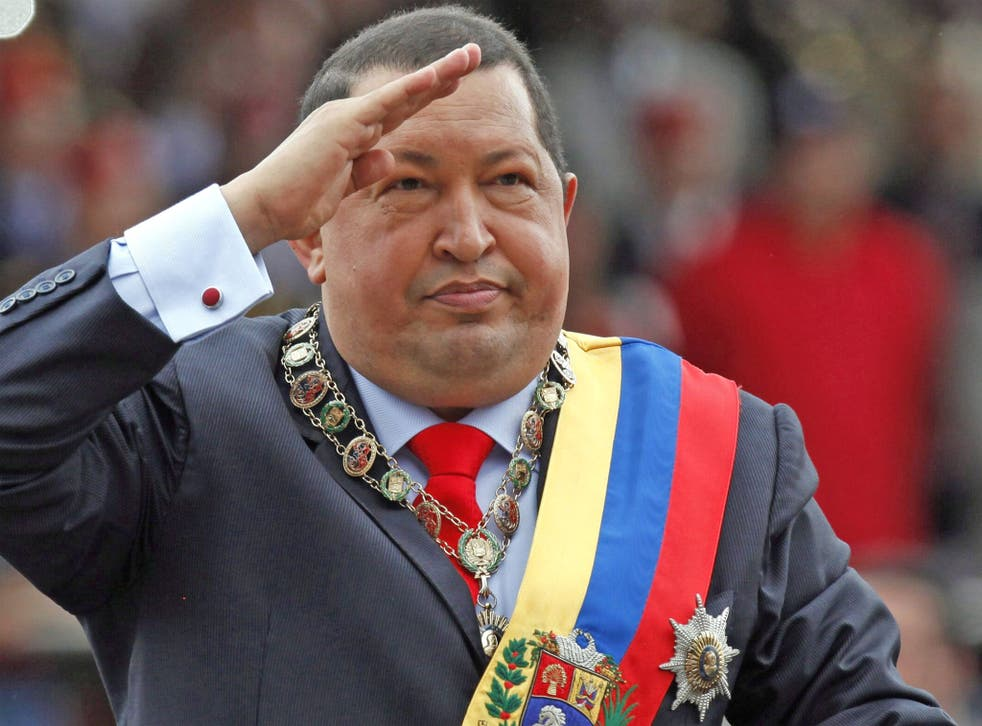 President Chavez has not been seen in public since 18 Feb