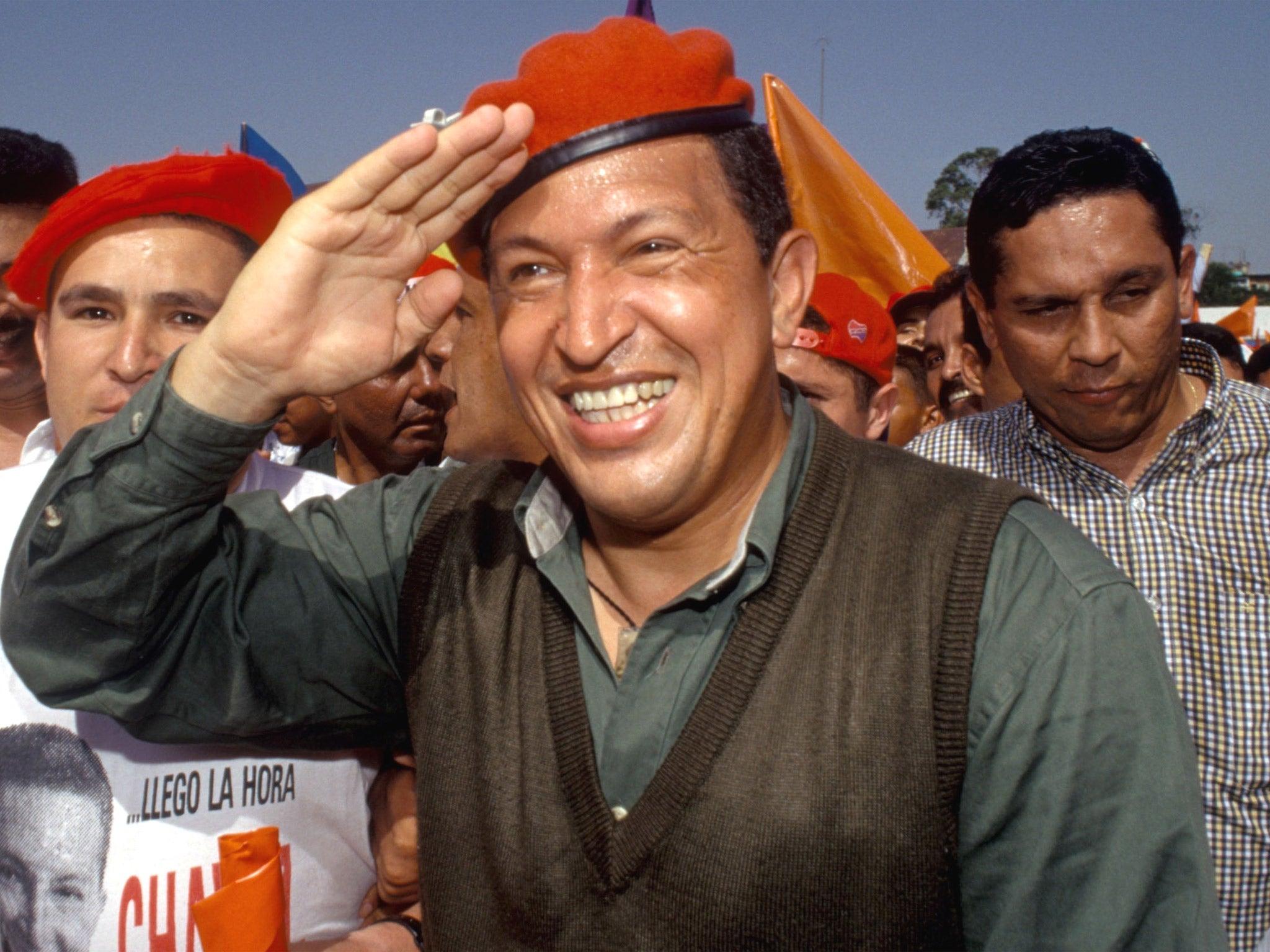 Hugo Chavez was a democrat, not a ...