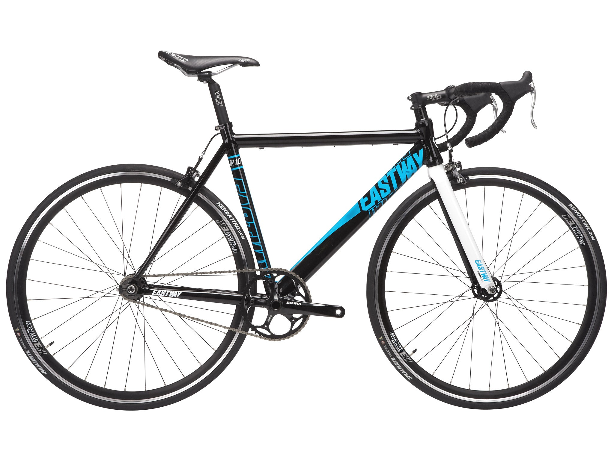 Cycling review: Eastway TR1.0   The Independent