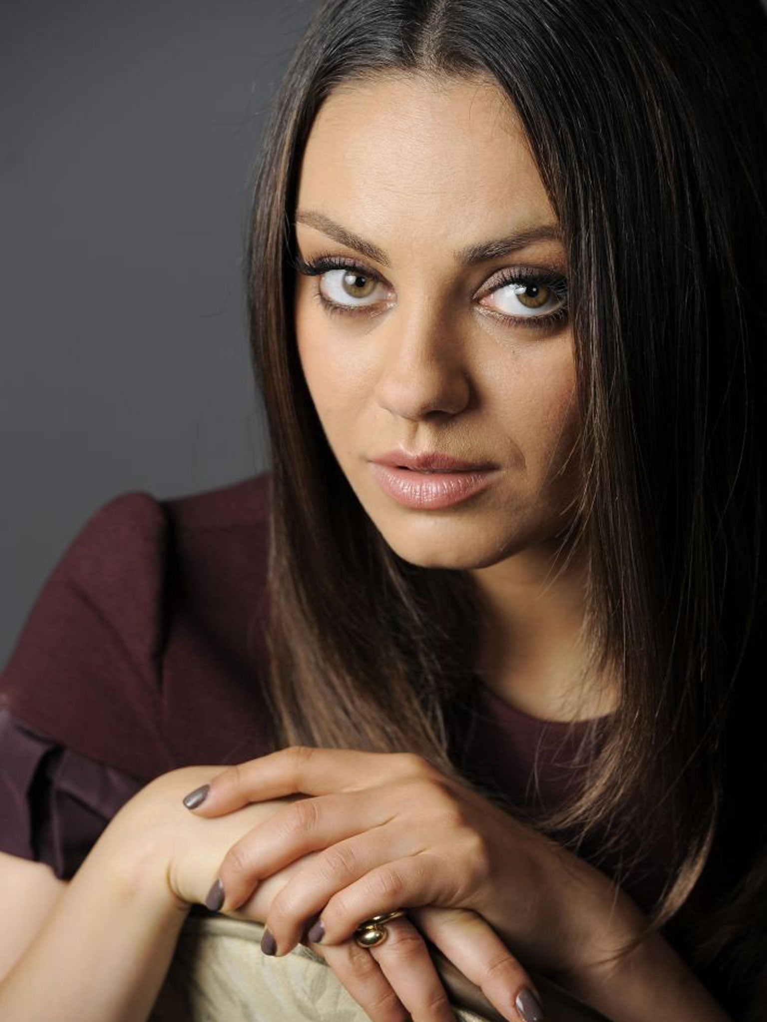 Pics Mila Kunis naked (22 photo), Topless, Is a cute, Feet, braless 2006