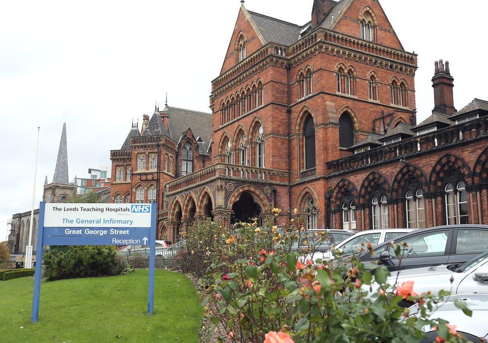 Sexual health clinic leeds hospital england