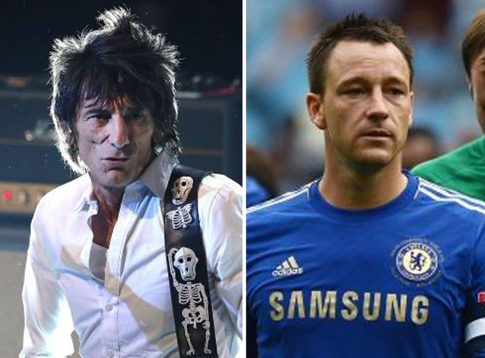 Alan Tierney admitted selling information about Chelsea footballer John Terry's mother and Rolling Stone Ronnie Wood