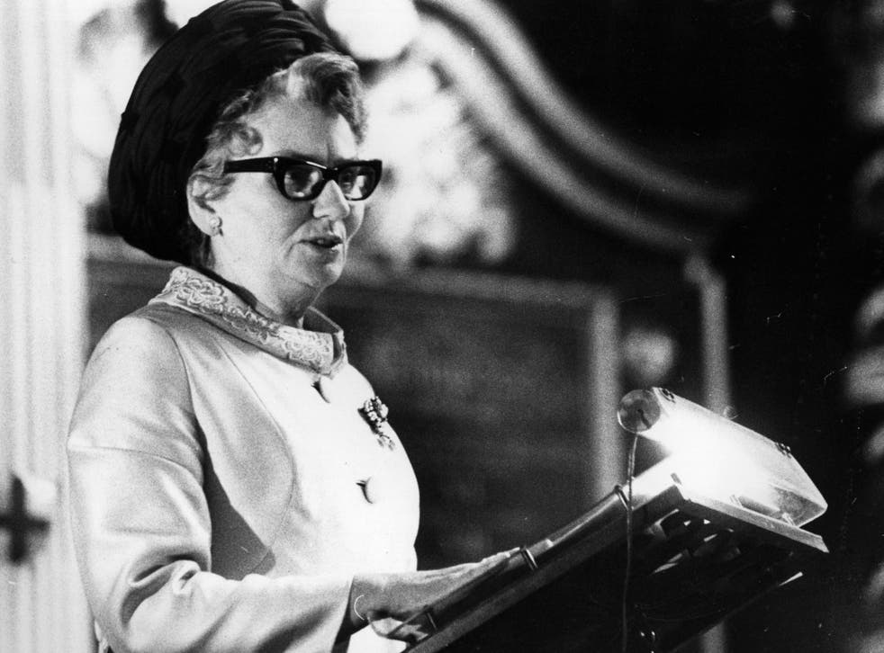 Moralist Mary Whitehouse