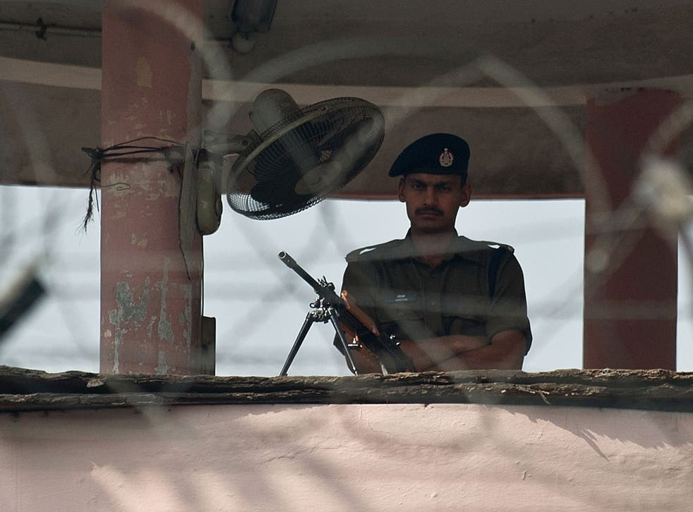 Officials at Delhi's Tihar jail confirmed that the body of Ram Singh was discovered this morning