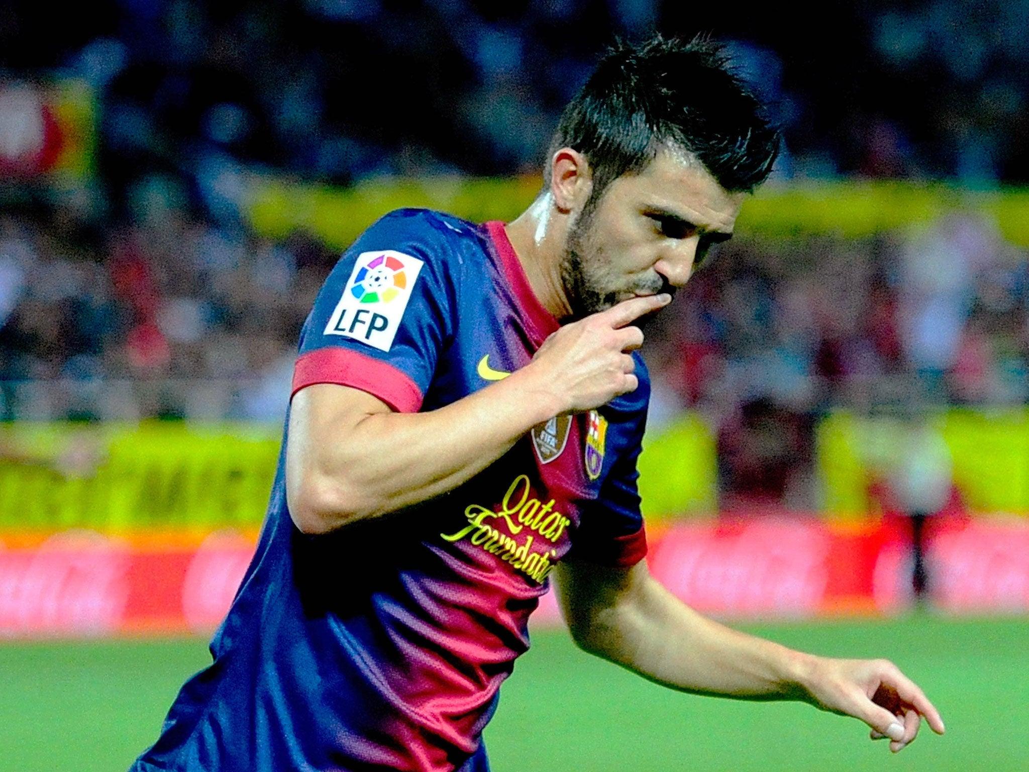Barcelona striker David Villa delays making decision over future