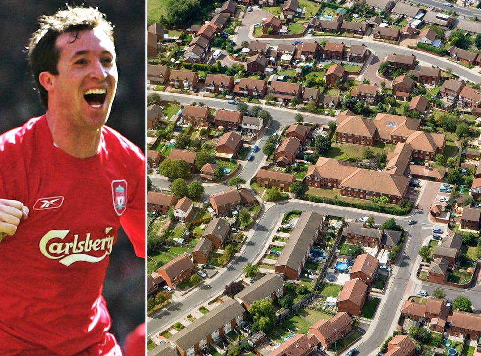 Fowleer is almost as famous for his success in the property market as on the pitch