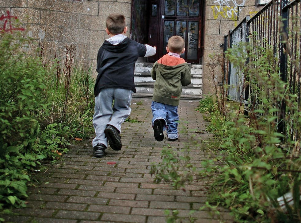 7.1million children will be in homes earning below minimum income standards by 2015