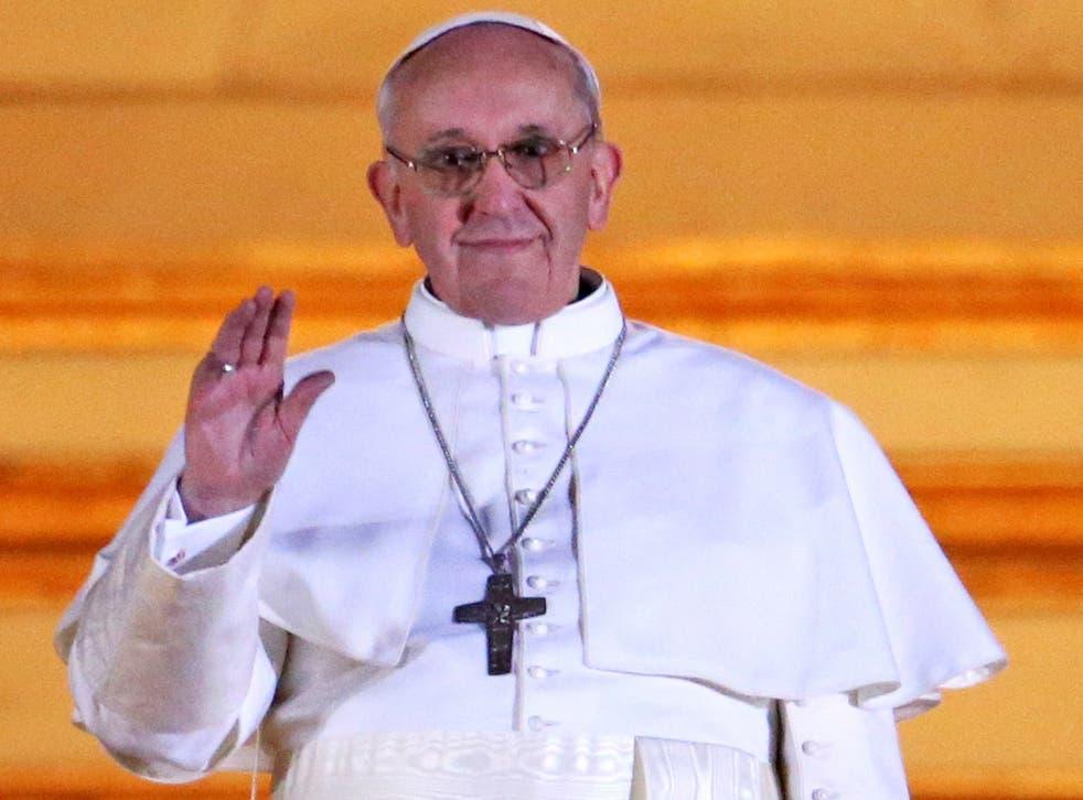 Papa Francisco desde el vaticano