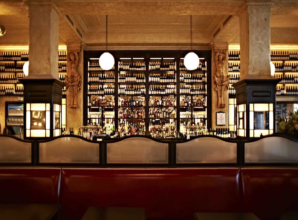 Balthazar's sepia-tinted room is beautiful, but doesn't feel 'designed'
