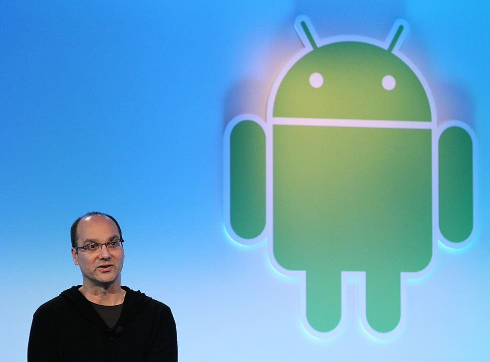 Rubin, who was co-founder and chief executive of Android Inc until Google bought the firm in August 2005, will be replaced by Sundar Pichai who previously ran Google Chrome and Apps.