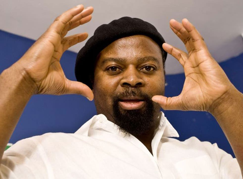 Ben Okri appears at the Oxford Literary Festival on 17 March. (oxfordliteraryfestival.org)