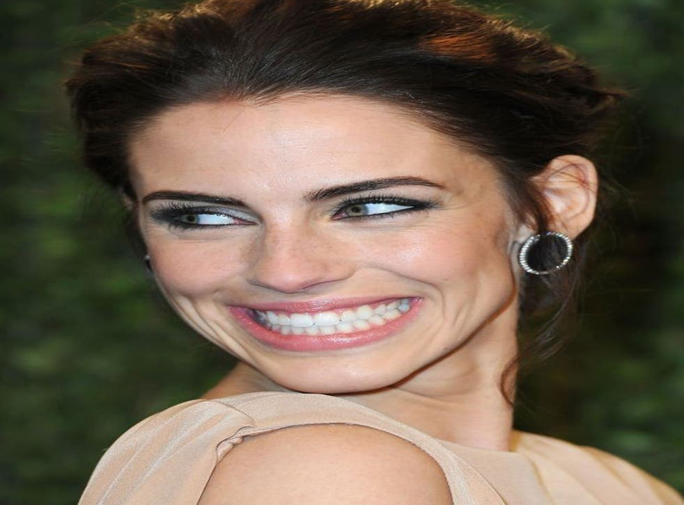 Jessica Lowndes, from 90210