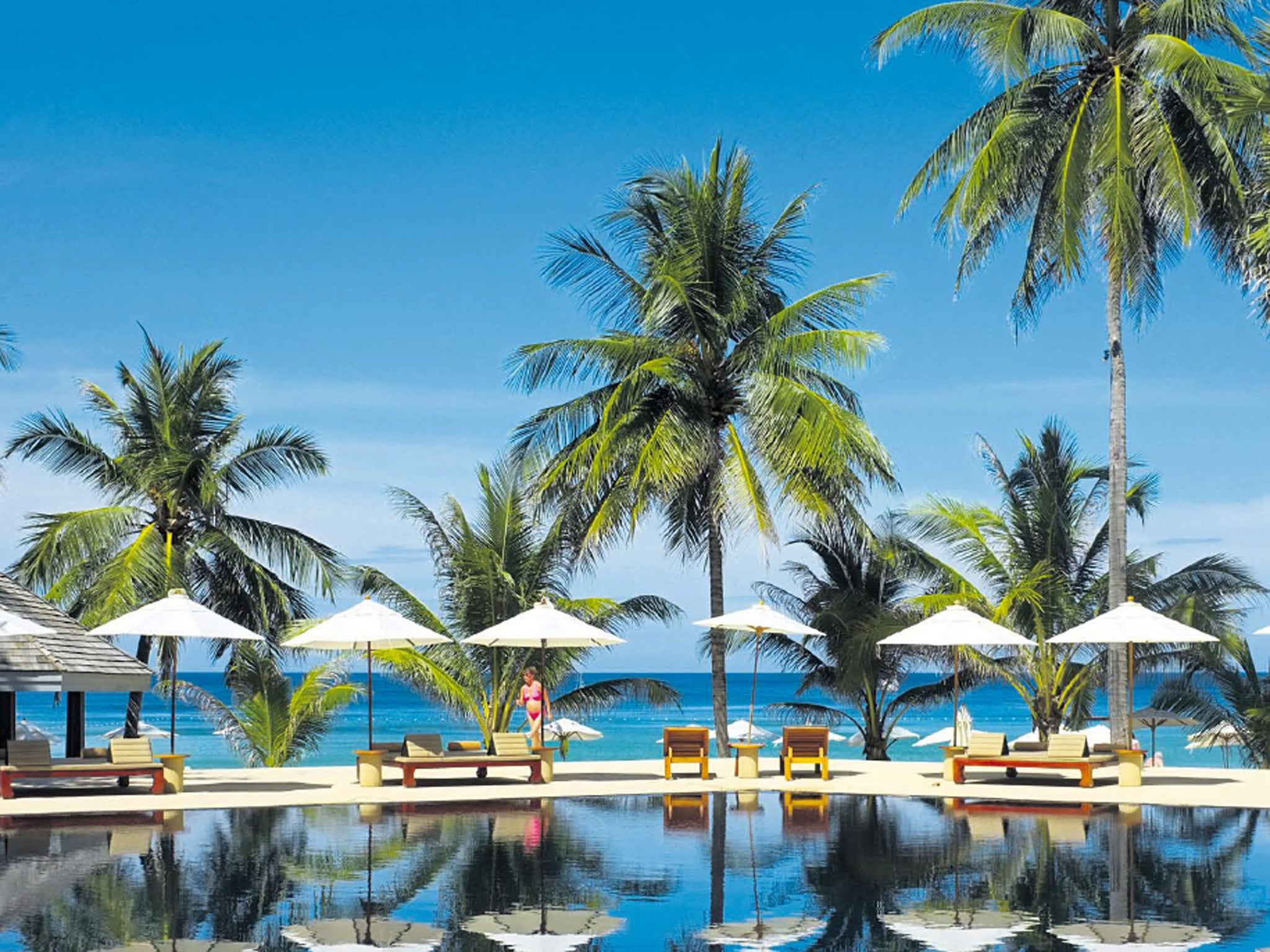 Barefoot Luxury Lives On In Phuket The Independent