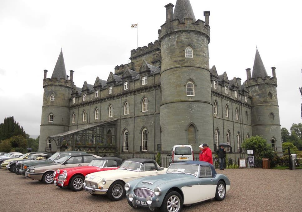 Classic Cars Can Be The Route To Escaping Tax While Motoring To