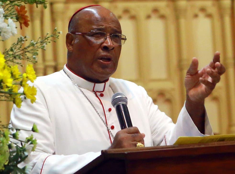 Wilfrid Fox Napier, The Catholic Archbishop of Durban