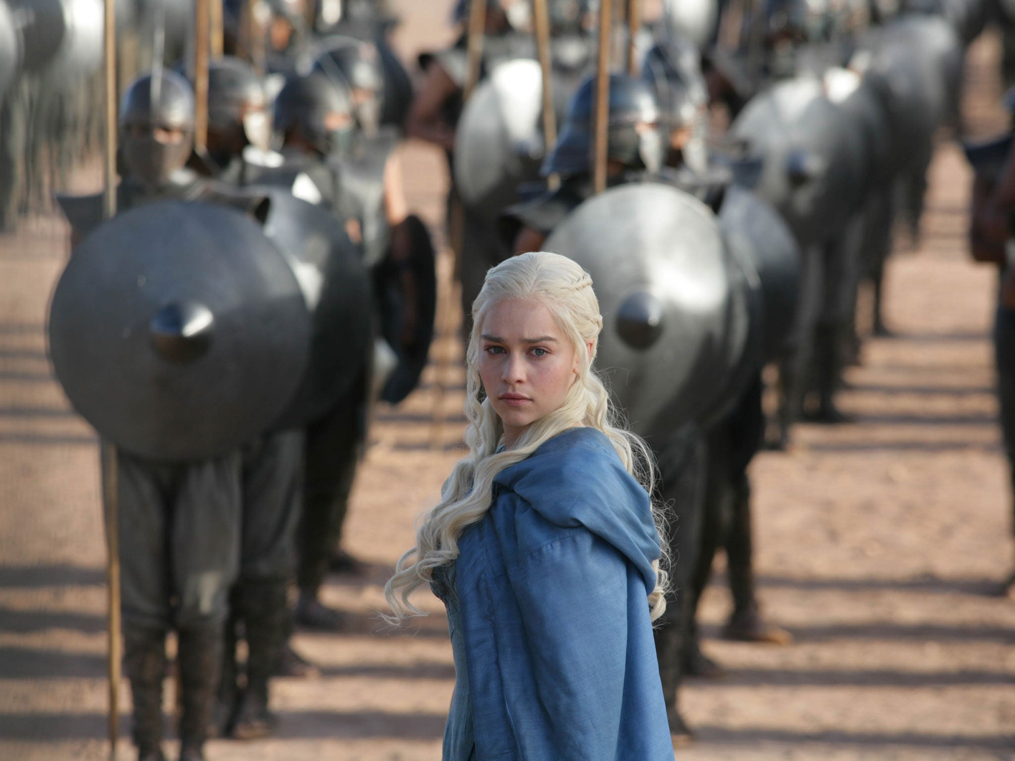 Emilia Clarke reveals how she 'fought back' against Game of Thrones bosses: 'Don't tell me what to do with my girl'