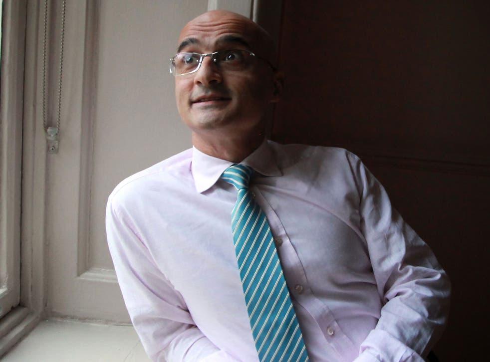 Medical market: Ali Parsa, founder of Circle, which runs Hinchingbrooke Hospital