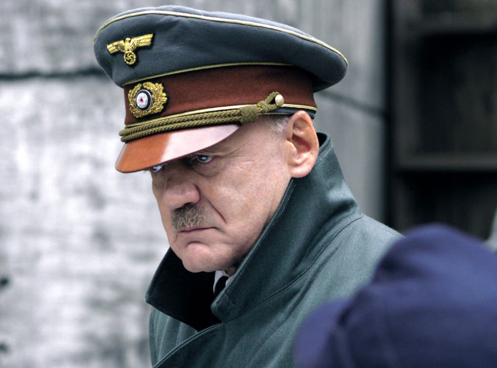 Bruno Ganz played Hitler in the 2004 film Downfall
