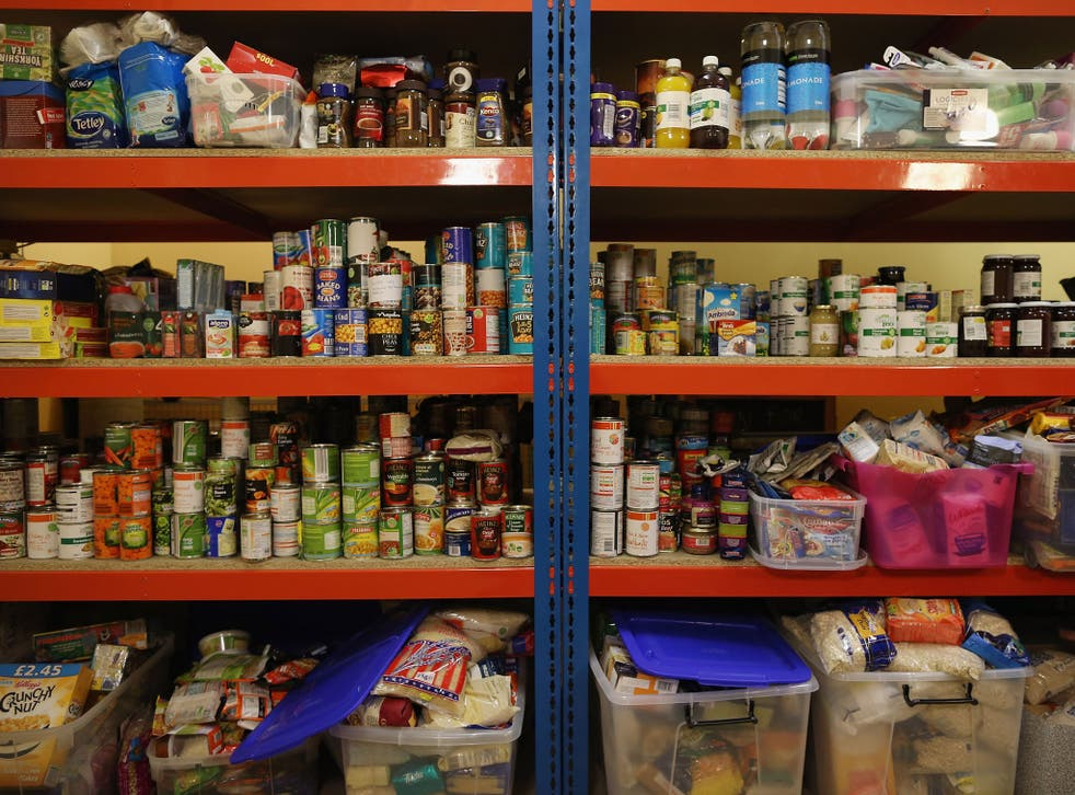 The Trussell Trust has launched an appeal for donations to help it cope with the rising number of people relying on food banks