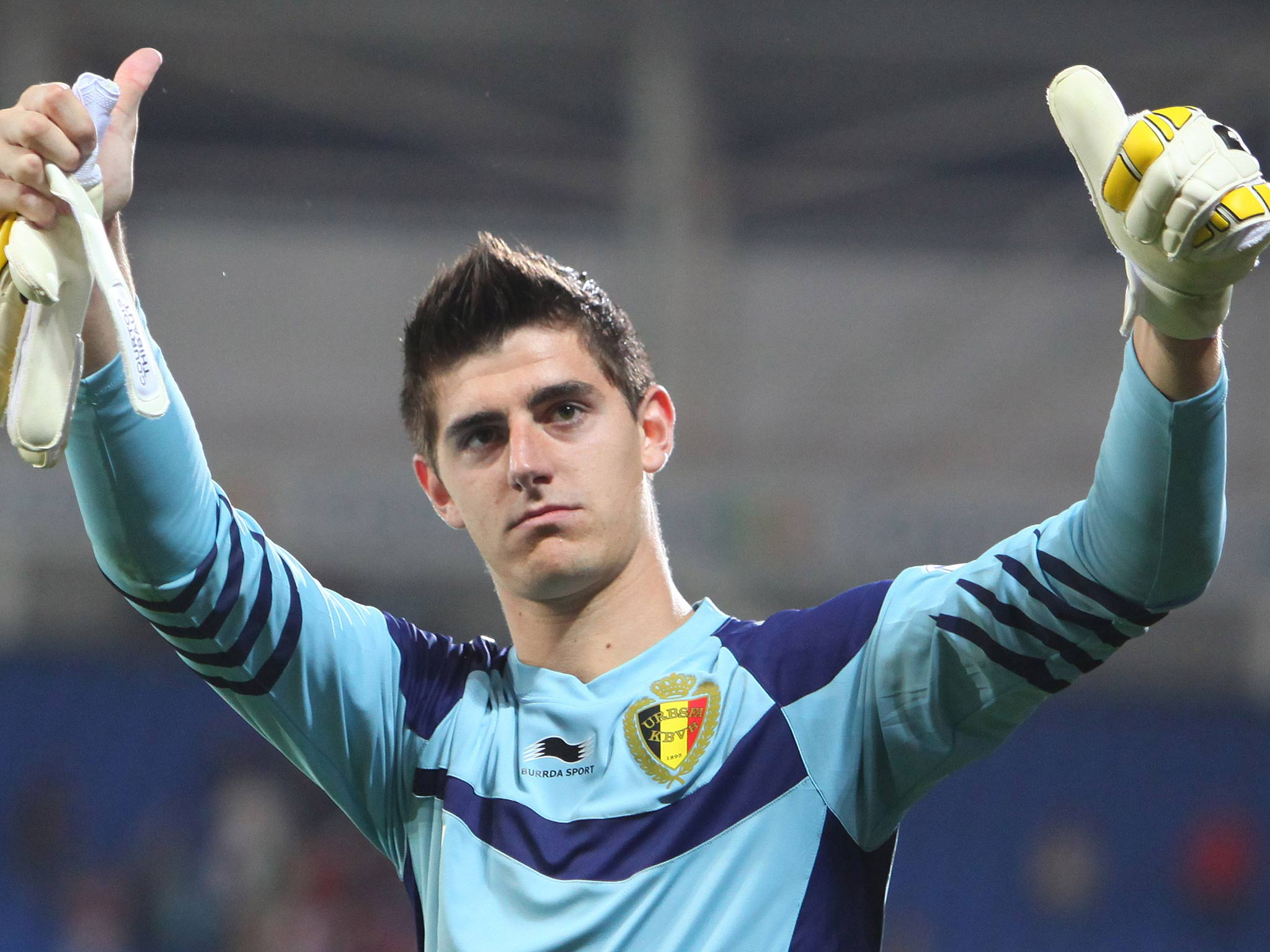 Chelsea put £20m price tag on Thibaut Courtois and he hasn t