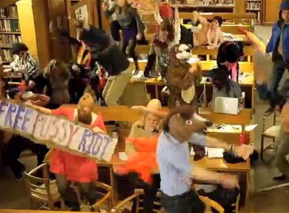 Outraged Oxford university students have called for a librarian to be reinstated after she was fired for letting students make a Harlem Shake video on her watch