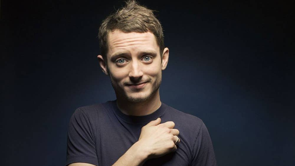 frodo s bid to leave the shire elijah wood in maniac the independent