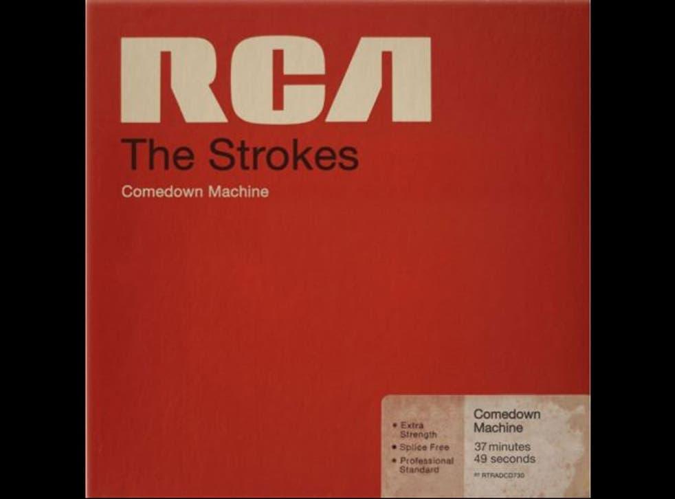 The Strokes, Comedown Machine (Rough Trade)