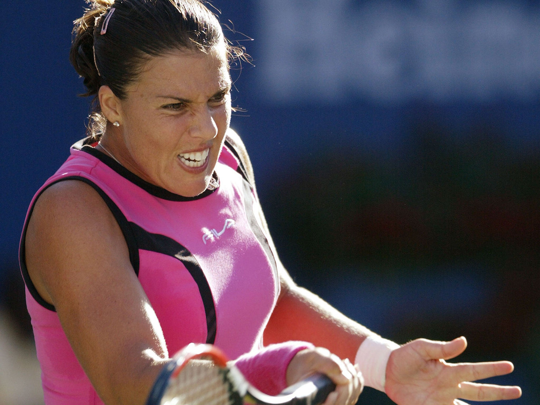 Former tennis star Jennifer Capriati charged after allegedly