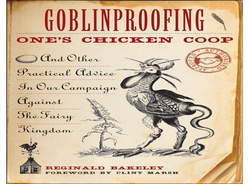 'Goblinproofing One's Chicken Coop' won Oddest Title of the Year