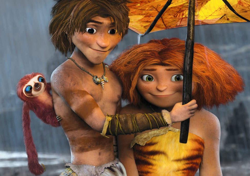 film review the croods is surreal heart warming and intelligent