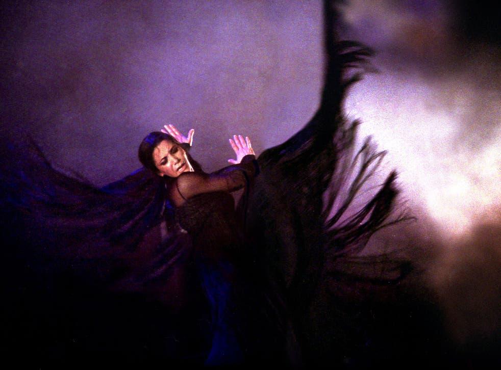 Scalp-tingling moments: Eva Yerbabuena at Sadler's Wells