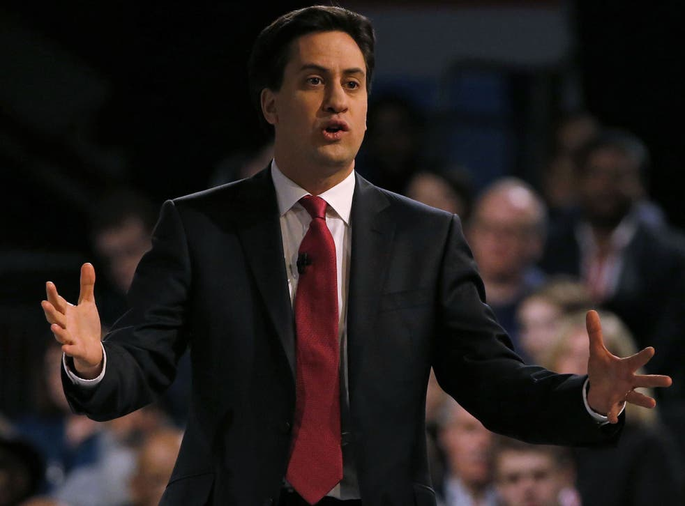 Ed Miliband lauded George Cadbury's 'simple idea' of motivating his workforce by providing decent homes