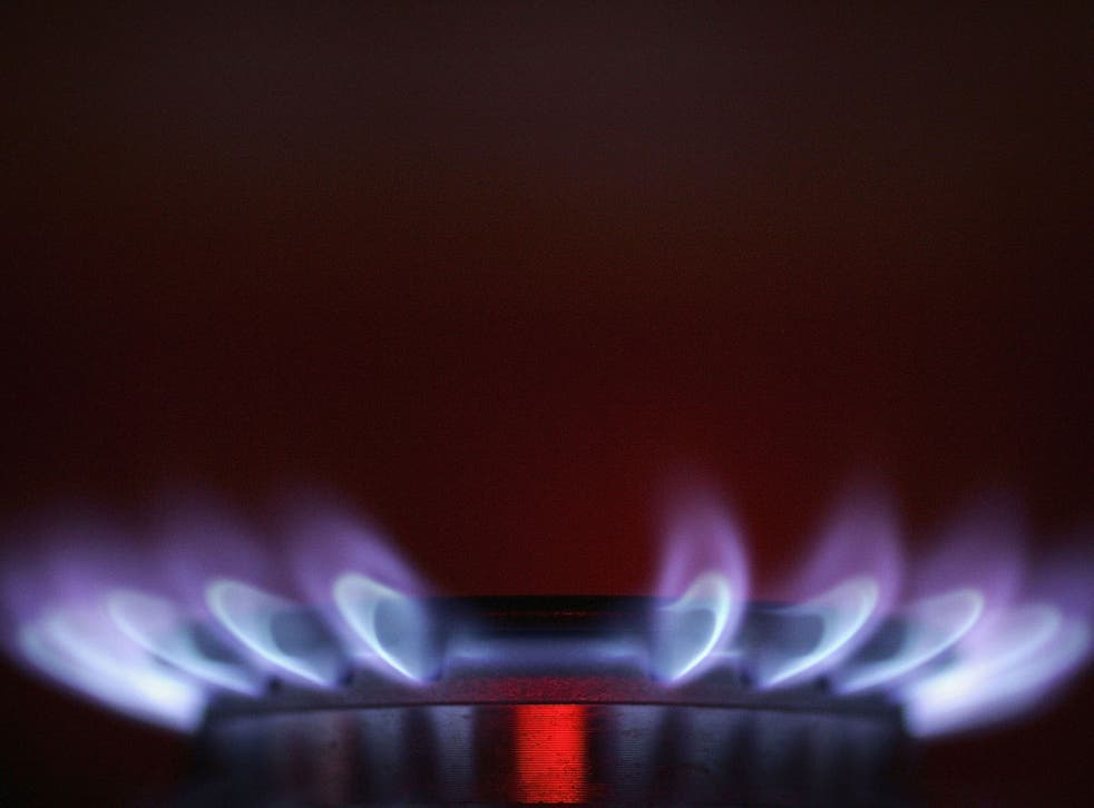 Families may be forced to turn off heating as their gas bills soar