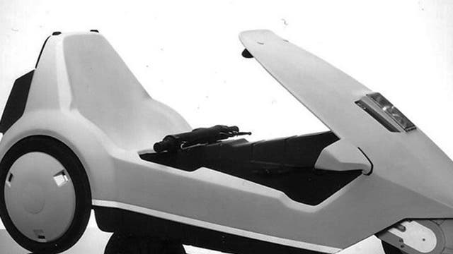 <p><strong>1. Sinclair C5</strong></p> <p>The electric tricycle had the speed of a milk float and all the style of the Robin Reliant car, yet it retains a cult following</p>