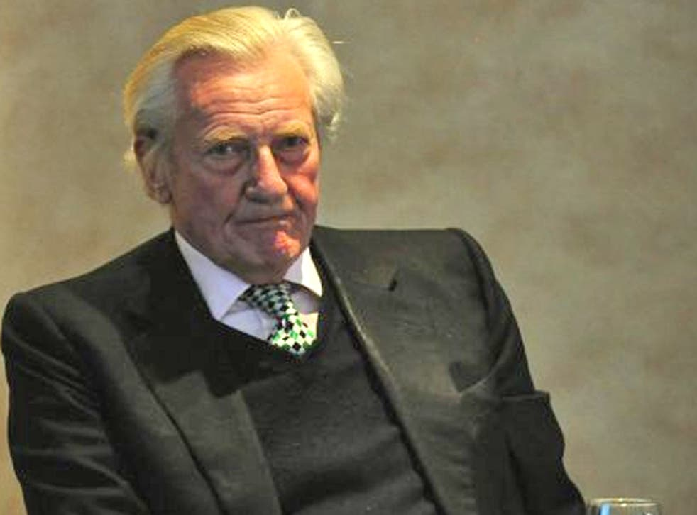 Heseltine has been nicknamed Tarzan for the infamous incident in which he seized the Commons' mace and held it over his head after a particularly heated debate in 1976